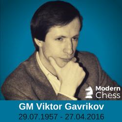 GM Viktor Gavrikov