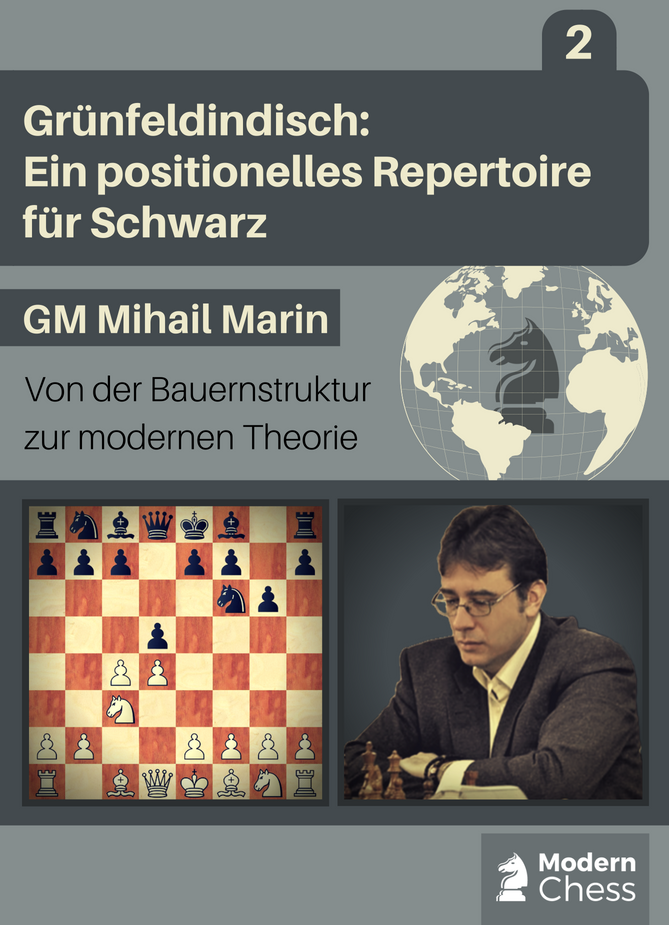 Grünfeldindisch: Ein positionelles Repertoire für Schwarz - Teil 2