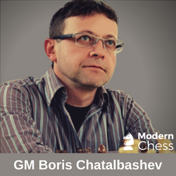 GM Boris Chatalbashev